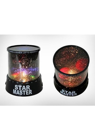 Wildlebend Star Master Projeksiyon Gece Lambası