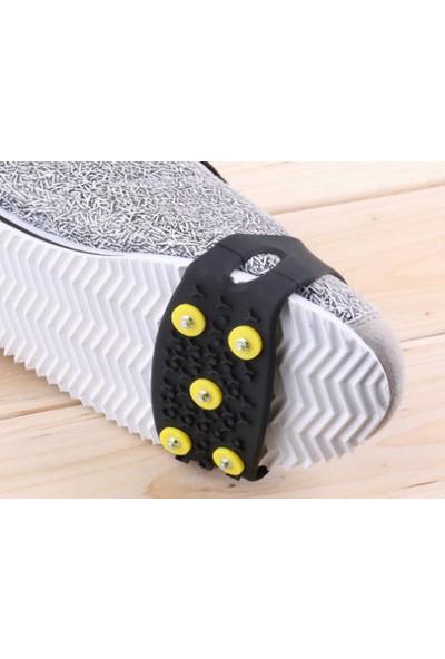 Wildlebend KarPatik Kayma Önleyici Ayakkabı Kar Zinciri (Geçmeli)