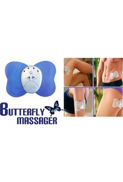 Wildlebend Butterfly ABS Yeni Nesil Karın Kası Çalıştırıcı ve Masaj Aleti