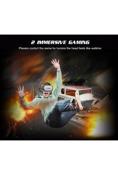 Wildlebend VR Box 2.0 Google Cardboard Sanal Gerçeklik VR Gözlüğü