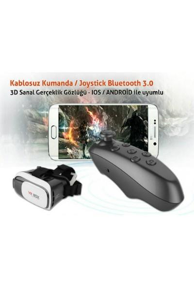Wildlebend VR Box Sanal Gerçeklik Gözlüğü ve Kumandası