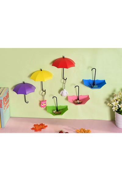 Wildlebend Dekoratis Şemsiye Askı (3lü Set)