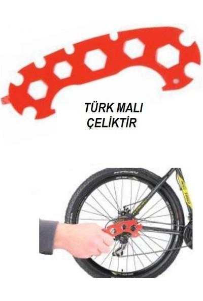 Wildlebend Bisiklet Tamir Anahtarı (06mm-17mm)