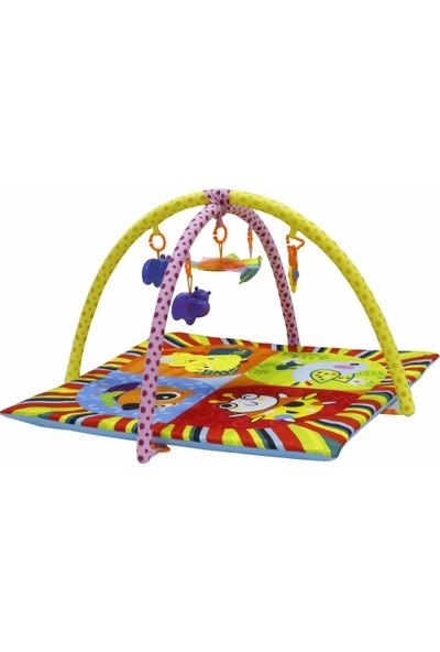 Prego Toys PB112 Mutlu Hayvanlar Ülkesi Oyun Halısı