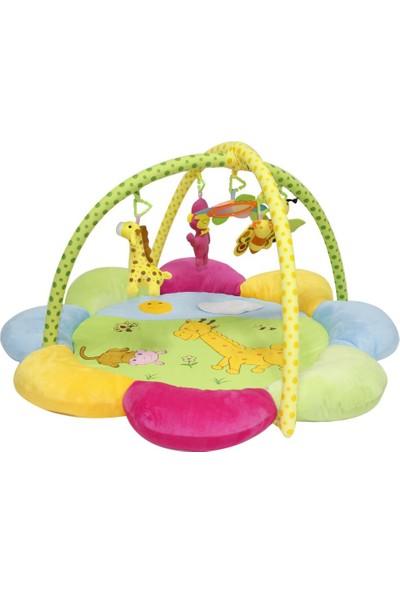 Prego Toys PD303 Flower Garden Oyun Halısı