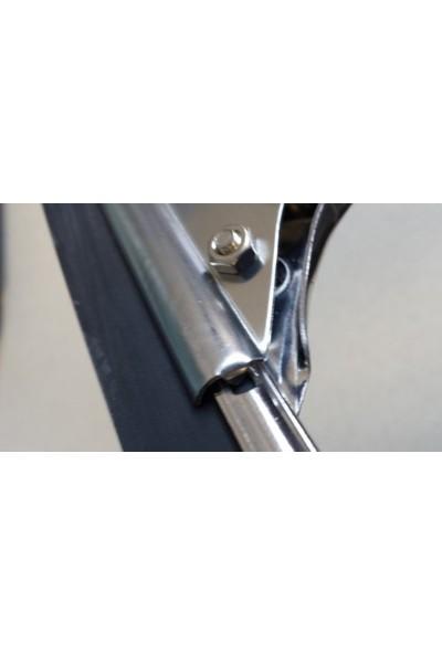 Pulex Camçek 35 Cm. Paslanmaz Çelik