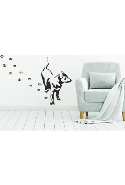 Hepsi Duvar Dirty Dog Duvar Sticker