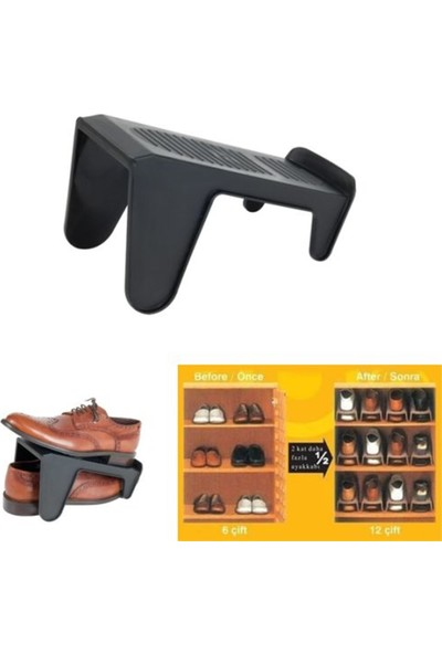 Ayakkabı Düzenleyici Rampa