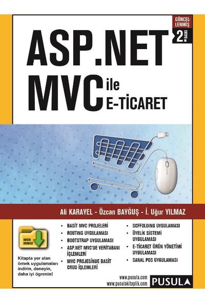 Asp.Net Mvc İle E-Ticaret Ve İçerik Yönetimi (2.Baskı)