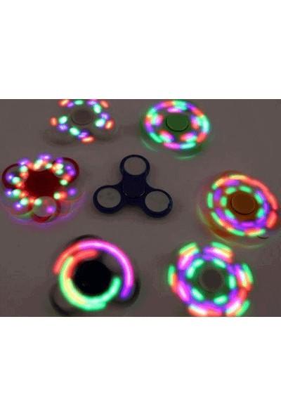 Soppigo Stres Çarkı Led Işıklı Orijinal - Hand Spinner
