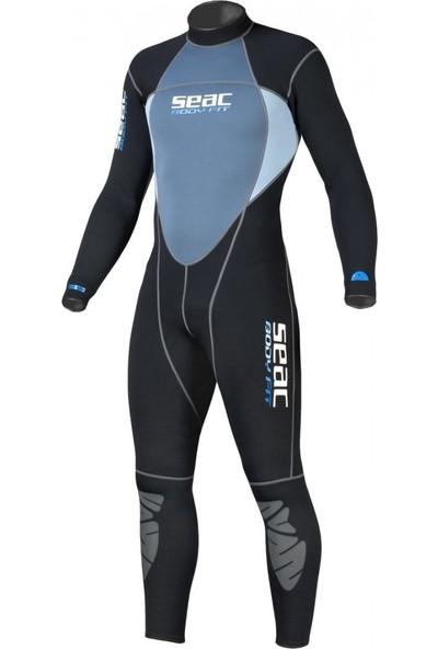 Seac Sub Elbise Tek Parça Body Fıt Erkek 3 mm