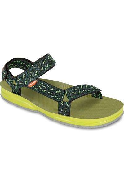 Lızard Raft Seed Yeşil Sandalet