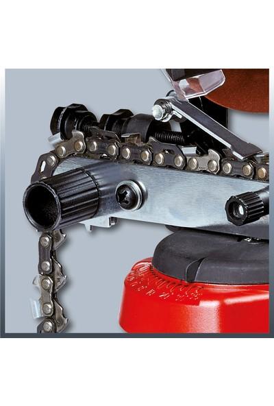 Einhell Yarı Otomatik Zincir Bileme Makınası Gc-Cs 85 F (85W, 108Mm, Otomatik Zincir Genişliği, Temiz Ve Güvenli Zincir Hareketi)