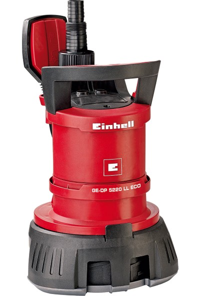 Einhell GE-DP 5220 LL ECO Dalgıç Pompa Kirli Su