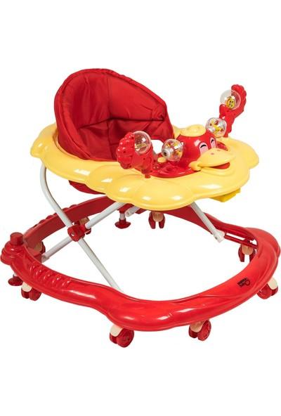Sunny Baby Vak Vak Yürüteç Kırmızı