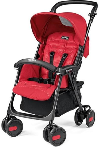 Peg Perego Aria Shopper Travel Sistem Bebek Arabası Mod Red