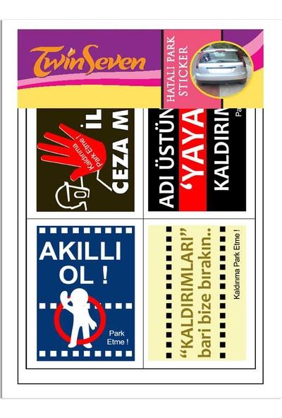 Artikel Yazılar Sticker 12 Model