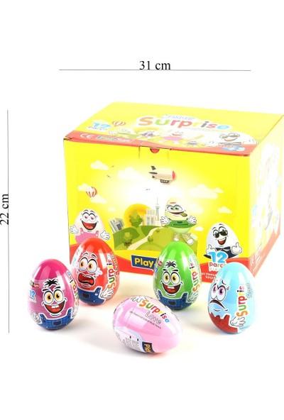 Can-Em Oyuncak Play-Toys Sürpriz Yumurta
