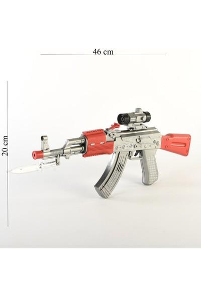 Can-Em Oyuncak Poş Türkçe Sesli Işıklı Keleş Tüfek