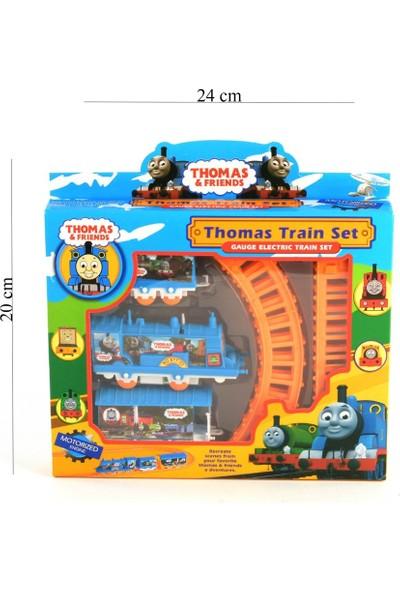 Can-Em Oyuncak Kutulu Pilli Kç Thomas Tren Set
