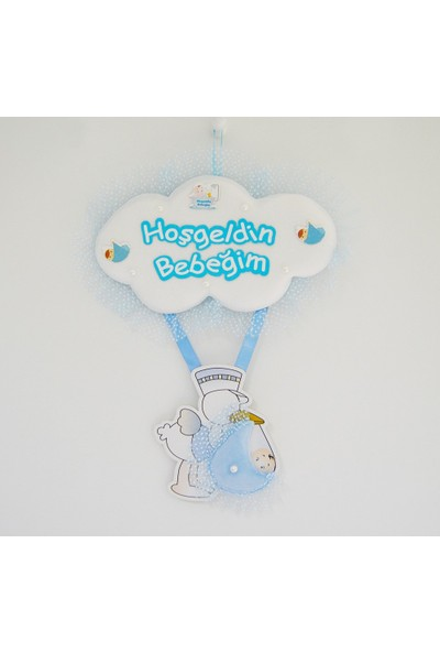 Tuna 3219 Bebek Kapı Süsü