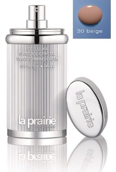 La Praırıe Cellular Swıss Ice Crystal Transformıng Cream 30 Beıge