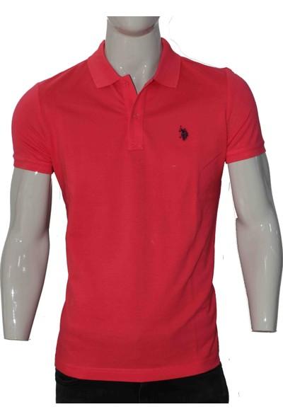 U.S. Polo Assn. 000Pb0012Fuşya T-Shirt 1Gl011.000.430923.Pb001200