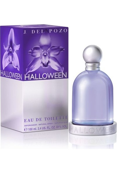 Jesus Del Pozo Halloween Pour Femme Edt Vapo 100 Ml