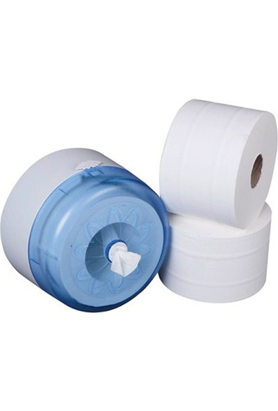 Omnisoft Cimri İçten Çekmeli Tuvalet Kağıdı 6 Rulo 4 Kg Omnisoft