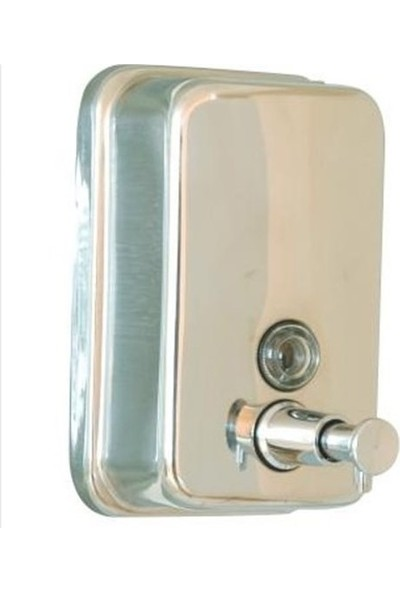 Arı Metal Sıvı Sabunluk 500 Ml 304 Paslanmaz