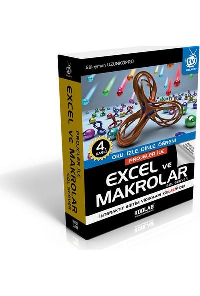 Projeler ile Excel ve Makrolar - Süleyman Uzunköprü