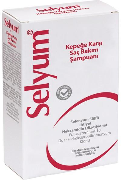 Dermadolin Selyum Kepeğe Karşı Saç Bakım Şampuanı 300 ml