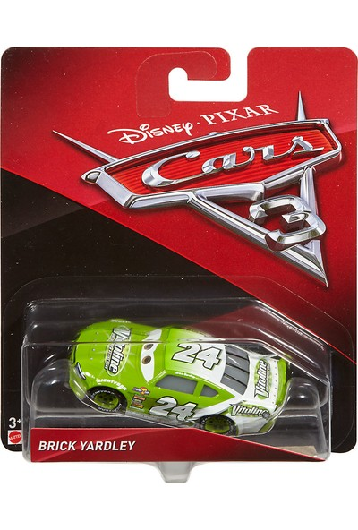 Cars 3 Tekli Karakter Araçlar Brick Yardley