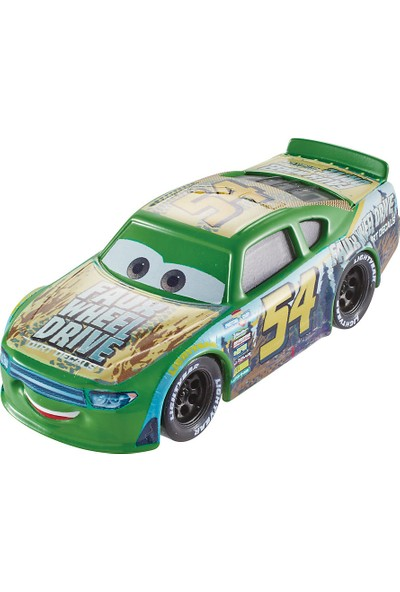 Cars 3 Tekli Karakter Araçlar Tommy Highbanks