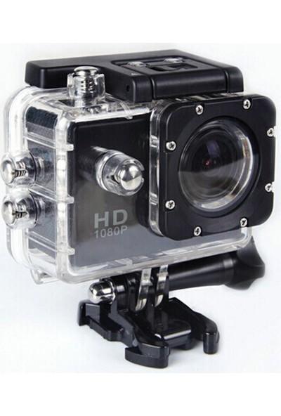 """Angel Eye KS-503 1080p Full HD 2.0""""LCD Ekranlı Waterproof Aksiyon Kamera"""