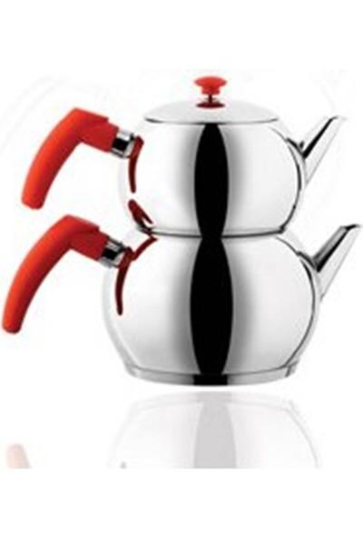 Remetta Midi Çaydanlık Kırmızı