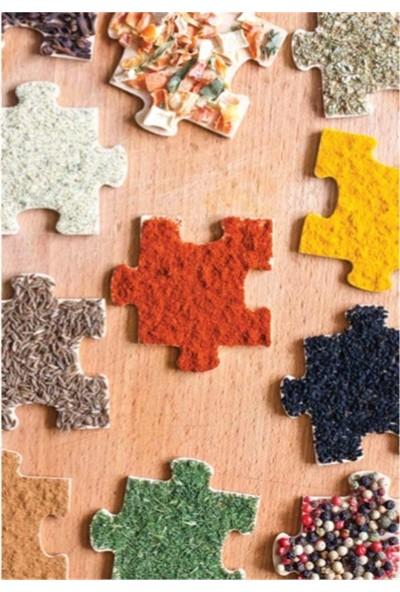 Brillant Latex Halı Puzzle 100X160 (1.6 M.Kare) Hl11187.101