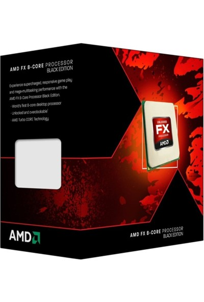 Amd Fx 8350 X8 4.0 Ghz 16Mb Am3+