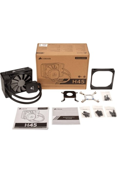 Corsair H45 Cw-9060028-Ww Sıvı Soğutma Sistemi