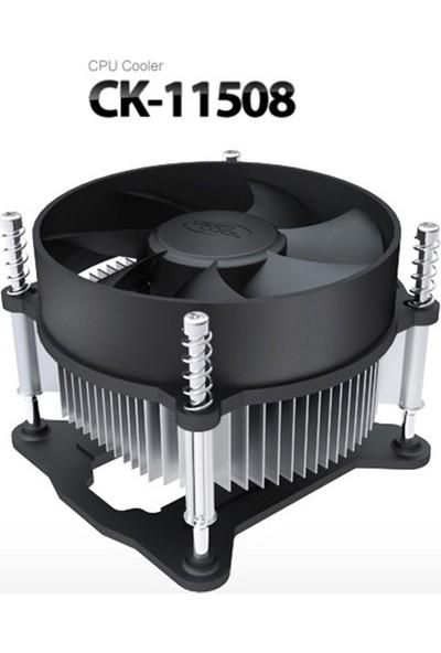 Deep Cool Ck-11508 Intel İşlemci Soğutucu