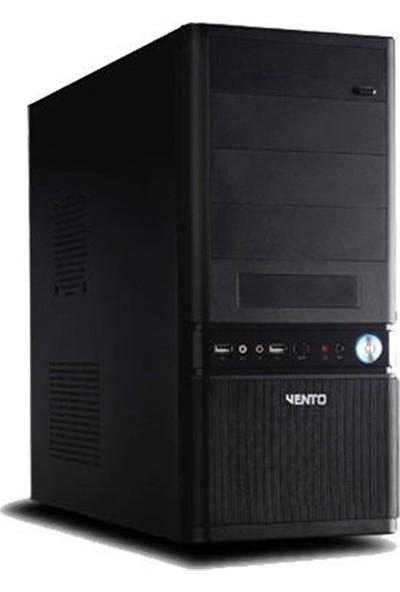 Vento Ta-K62 450W Atx Kasa-Siyah Usb 3.1