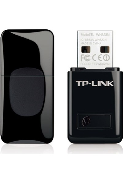 Tp-Link Tl-Wn823N 300Mbps Wi-Fi Mini Usb Adaptör