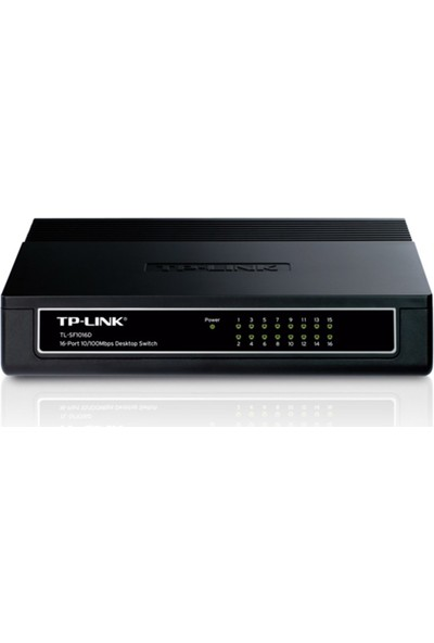 Tp-Link Tl-Sf1016D 10/100Mbps 16Port Switch