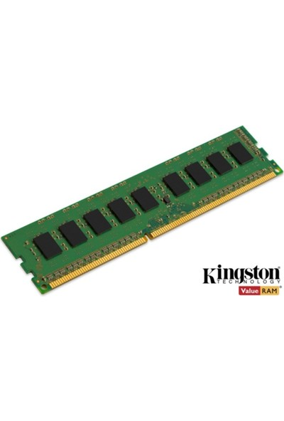 Kingston 8Gb 1600Mhz Ddr3 Kvr16Ln11/8 Low Version