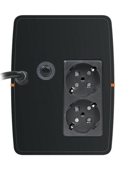 Tunçmatik Lıte Iı 650Va Line Interactive Ups