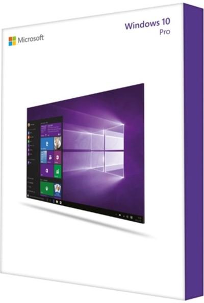 Ms Windows 10 Fqc-09127 Pro 32/64 Bıt Tr (Box)-Usb