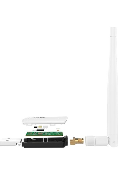 Tenda U1 Wifi-N 300Mbps 3.Dbi Antenli Usb Adaptör