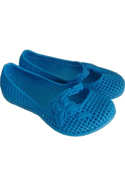 Heradimda Bebek Deniz Ayakkabısı - Mavi