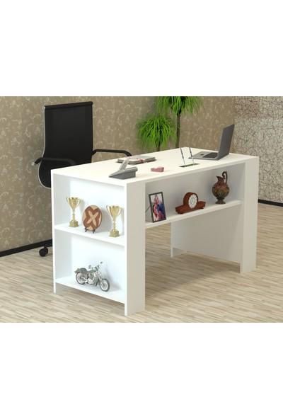 Modeno Çalışma Masası Beyaz