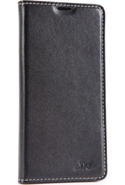 DC Samsung Galaxy S8 Luca Magnet Deri Mıknatıslı Kartlıklı Kılıf